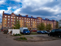 neighbour house: st. Akademik Korolev, house 34. Apartment house