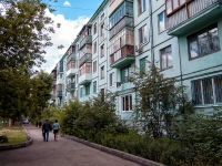 Казань, улица Академика Королева, дом 16. многоквартирный дом