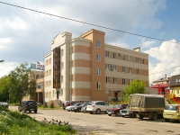 neighbour house: st. Gorodskaya, house 2А. office building Газпром трансгаз Казань, ООО
