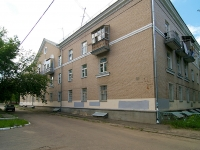 Kazan, Yeniseyskaya st, house 4. Apartment house