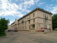 neighbour house: st. Yeniseyskaya, house 6. hostel