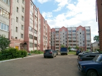 Kazan, Yeniseyskaya st, house 8. Apartment house
