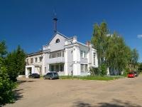 Kazan, Kolomenskaya st, house 2. Apartment house