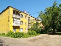 Kazan, Khasan Tufan st, house 18. Apartment house