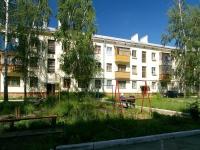 Kazan, Khasan Tufan st, house 28А. Apartment house