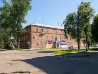 Kazan, Khasan Tufan st, house 30. Apartment house