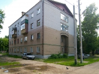 Kazan, Partizanskaya st, house 21. Apartment house