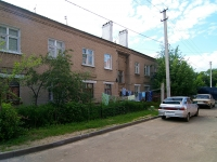 Казань, улица Партизанская, дом 27. многоквартирный дом