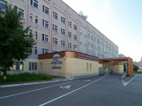 Kazan, hospital Госпиталь для ветеранов войн, Isaev st, house 5
