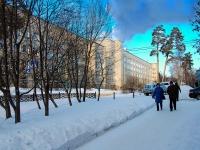 Казань, больница Госпиталь для ветеранов войн, улица Исаева, дом 5