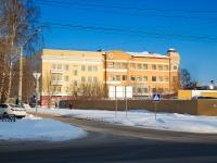 Казань, улица Исаева, дом 12. академия социального образования