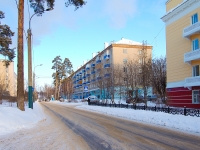 neighbour house: st. Isaev, house 14. Apartment house