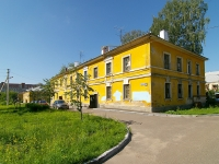 neighbour house: st. Soyuznaya 10-ya, house 21. Apartment house