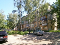 neighbour house: st. Soyuznaya 10-ya, house 35. Apartment house
