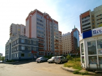 neighbour house: st. Azinskaya 2-ya, house 1А. Apartment house