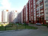 Казань, улица Азинская 2-я, дом 1Д. многоквартирный дом