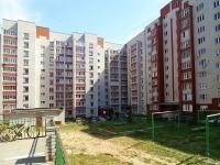Казань, улица Азинская 2-я, дом 1Е. многоквартирный дом