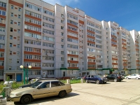 Kazan, Azinskaya 2-ya st, house 1В. Apartment house