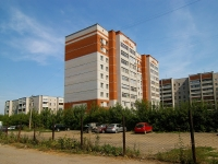 Казань, улица Азинская 2-я, дом 3Б. многоквартирный дом