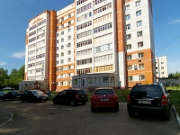 Kazan, Azinskaya 2-ya st, house 3Б. Apartment house
