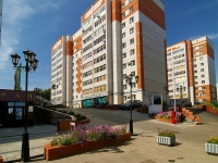 Казань, улица Азинская 2-я, дом 3В. многоквартирный дом