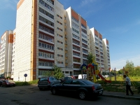 neighbour house: st. Azinskaya 2-ya, house 3. Apartment house