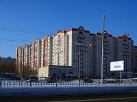喀山市, Azinskaya 2-ya st, 房屋 1Е. 公寓楼