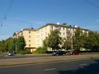 Казань, улица Дружбы, дом 2. многоквартирный дом
