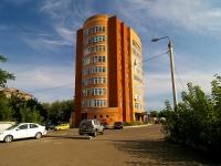 Казань, улица Дружбы, дом 14. многоквартирный дом