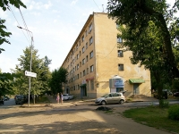 neighbour house: st. Kosmonavtov, house 10. hostel