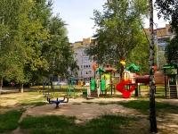 Kazan, Kosmonavtov st, house 36. Apartment house