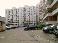 Kazan, Kosmonavtov st, house 41. Apartment house