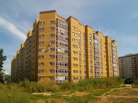 neighbour house: st. Kosmonavtov, house 42А. Apartment house