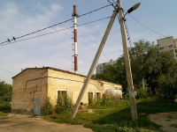 Kazan, Kosmonavtov st, industrial building