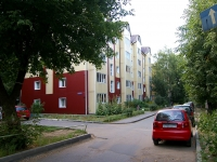neighbour house: st. Novatorov, house 2. Apartment house