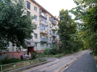 Казань, улица Новаторов, дом 8. многоквартирный дом