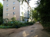 neighbour house: st. Novatorov, house 12. Apartment house