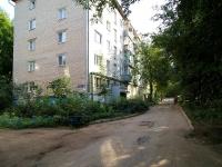 Казань, улица Новаторов, дом 12. многоквартирный дом
