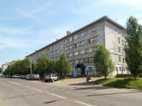 neighbour house: st. Pionerskaya, house 14. hostel КГМУ, №4