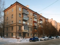 neighbour house: st. Pionerskaya, house 19. Apartment house