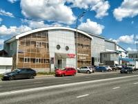Казань, улица Васильченко, дом 16 к.2. многофункциональное здание