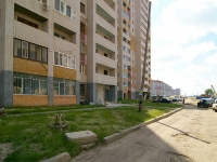 Kazan, Solovetskih yung st, house 7. Apartment house