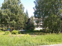 neighbour house: st. Solovetskih yung, house 29. nursery school №244, центр развития ребенка