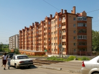 neighbour house: st. Energetikov, house 14. Apartment house with a store on the ground-floor
