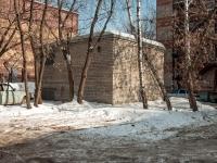Казань, улица Энергетиков. хозяйственный корпус