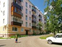 Казань, улица Тверская, дом 5А к.1. многоквартирный дом