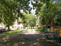 Kazan, Tverskaya st, house 7. Apartment house