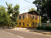 neighbour house: st. Iskra, house 23А. Apartment house