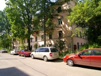neighbour house: st. Oktyabrsky gorodok, house 1/106. Apartment house