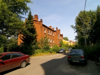 neighbour house: st. Oktyabrsky gorodok, house 1/15. Apartment house